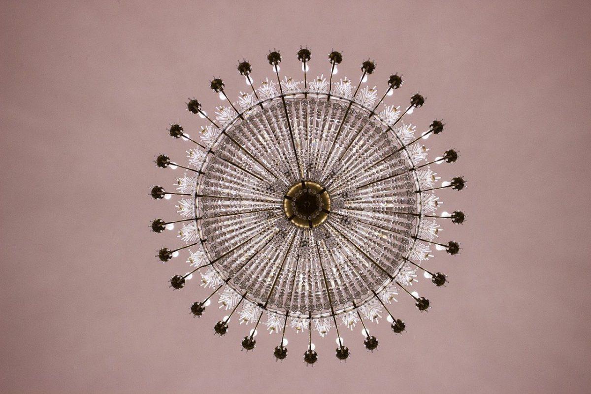 Op zoek naar een glazen hanglamp